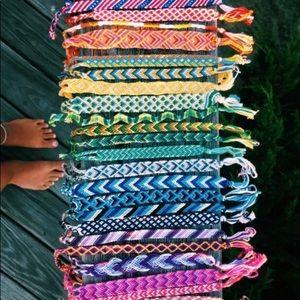 mystery vsco bracelet!